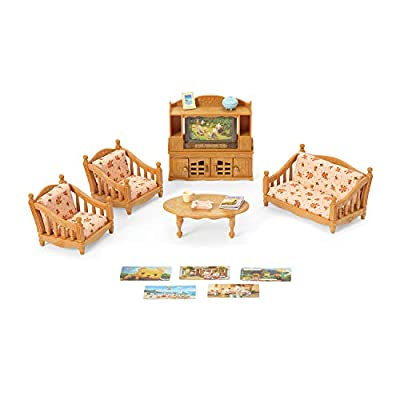 Calico Critters, Doll House Furniture, Whole Room Sets from Calico Critters