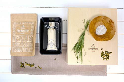 Brot und Salz Box groß - Geschenk zum Umzug