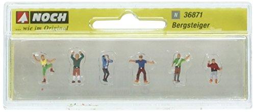 Noch 36871 - Bergsteiger Figuren