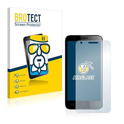 BROTECT Protector Pantalla Cristal Compatible con Alcatel Pixi 3 (5.0) 4G Protector...