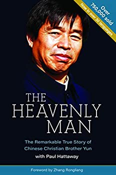 Paperback The Heavenly Man: The Remarkable True Story of Chinese Christian Brother Yun Book