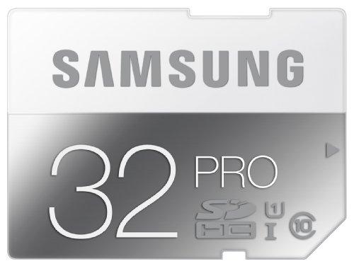 Samsung Pro - Tarjeta de Memoria SDHC de...