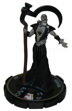 DC HeroClix The Brave and the Bold Single Figure Unique Chase Nekron #59