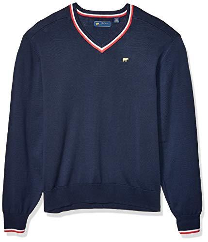 Jack Nicklaus - Golf-Pullover & -Sweatshirts für Herren in Klassisches Marineblau, Größe XL