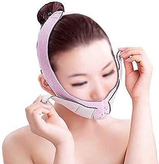 Afslanken van het gezicht Gezichtsverband, gezichtshefriem Herstel Post Hoofddeksels Masker Gezicht dun gezichtsmasker Art...