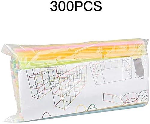 cómodamente ADDG Montaje de la Paja 4D Bloques Bloques Bloques de construcción Niños Collage Puzzle Juguetes  edición limitada