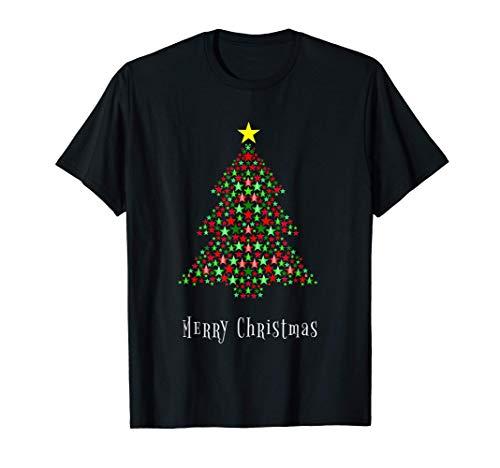 Albero di Natale - Merry Christmas - Regalo di Natale Maglietta