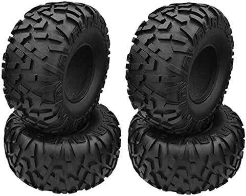 LSB-SHOWER 4PCS 128mm 2.2inch Mud Rubber Tir Grappler Department store Fort Worth Mall Wheel Tyre