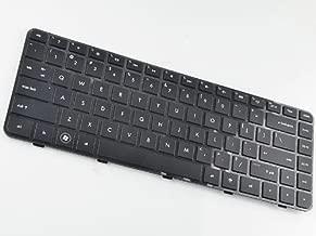 New Keyboard Frame For HP Pavilion DM4-2000 DM4-2015DX DM4-2100 DM4-2033CL DM4-2070US Series Backlit US PCRepair