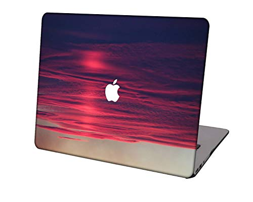 Laptop Case for MacBook Air 13 inch Model A1932/A2179/A2337,Neo-wows Plastic Ultra Slim Light Hard Shell Cover Compatible MacBook Air 13 inch 2018-2020 Release,Pink series 0989