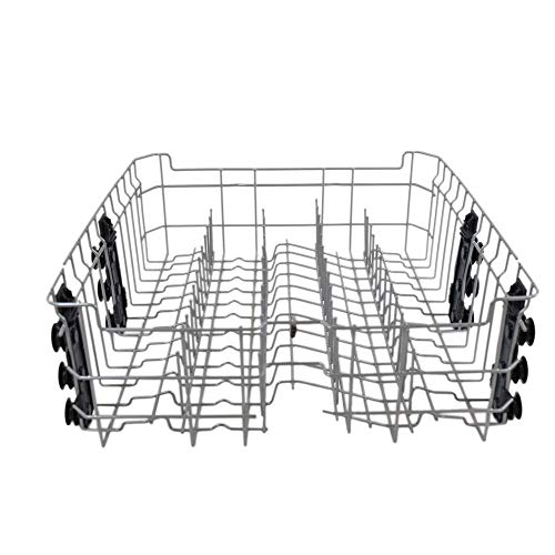 Ge WD28X25018 Dishwasher Dishrack Assembly, Upper Genuine Original Equipment Manufacturer (OEM) Part