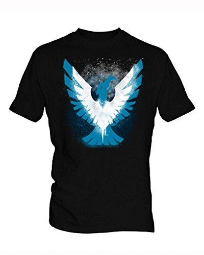 Infamous Second Son 3 Men's Black T Shirt(S)