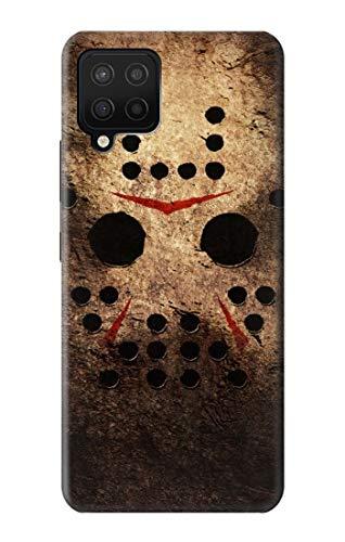R2830 Horror Hockey Case Cover for Samsung Galaxy A12