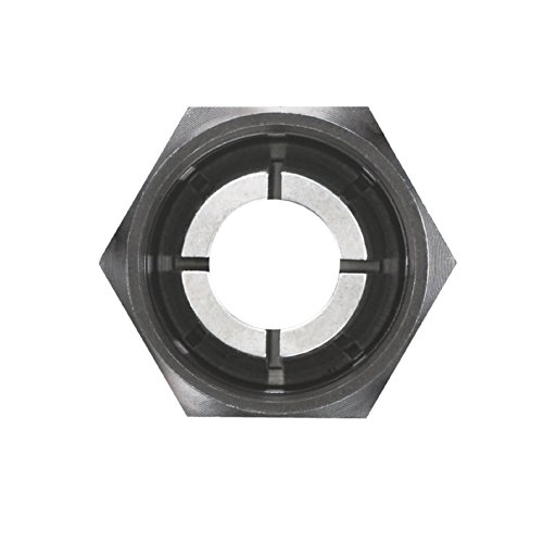 """Bosch 2610906287 3/8"""" Collet Chuck for 1613-,1617-, 1618- & 1619- Series Routers"""