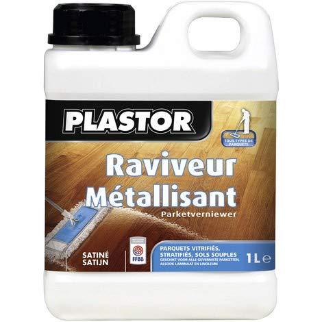 Raviveur Métallisant Plastor (satiné) 1 litre