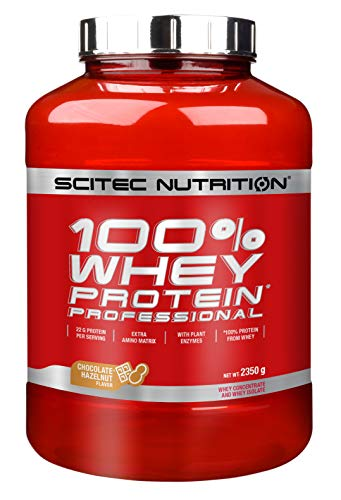 Scitec Nutrition WheyProtein – Proteína para profesionales