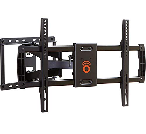 ECHOGEAR Full Motion Articulating TV Wall Mount Bracket for TVs Up to 70' - Extends from The Wall...