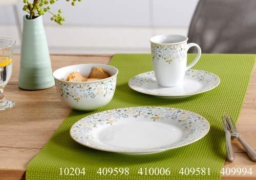 Ritzenhoff und Breker Frühstücksgeschirr Cora Größe Speiseteller 27 cm Cora