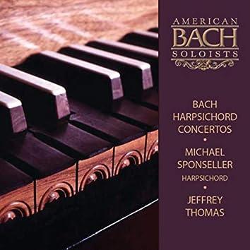Bach Harpsichord Concertos BWV 972, 1044, 1052, 1057