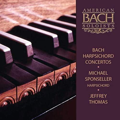American Bach Soloists, Jeffrey Thomas & Michael Sponseller