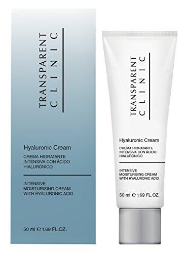 Transparent Clinic Hyaluronic Crema Hidratante - 50 ml