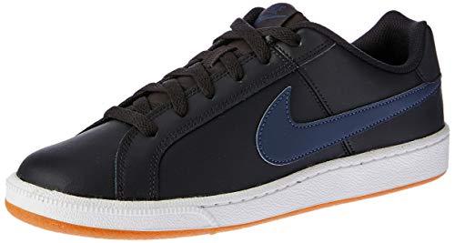 Nike Court Royale, Zapatillas para Hombre, Gris (Oil Grey/Thunder Blue/Gum Light 006), 46 EU