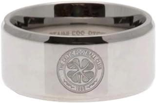 Celtic F.C Colour Ring Leather Bracelet