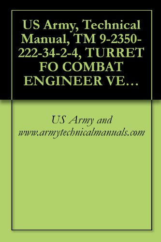 US Army, Technical Manual, TM 9-2350-222-34-2-4, TURRET FO COMBAT ENGINEER VEHICLE, M728, (NSN 2350-00-795-1797) (English Edition)