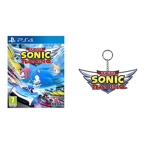 Team Sonic Racing, PS4 + Llavero