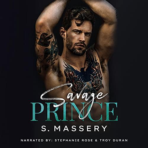 Savage Prince: DeSantis Mafia, Book 2