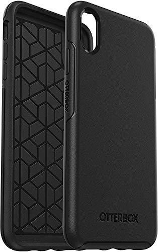 OtterBox 77-60074 Custodia Serie Symmetry Protezione Sottile e Minimalista per Iphone Xs Max, Nero