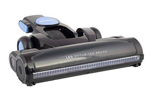 Polti Cepillo LED ruedas rodillo escoba aspiradora Forzaspira Slim SR100 azul