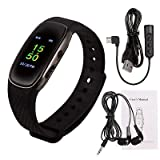 SAFETYNET Digital Voice Recorder, Portable Watch MP3 Music Player Voice-Activated Recording 16G