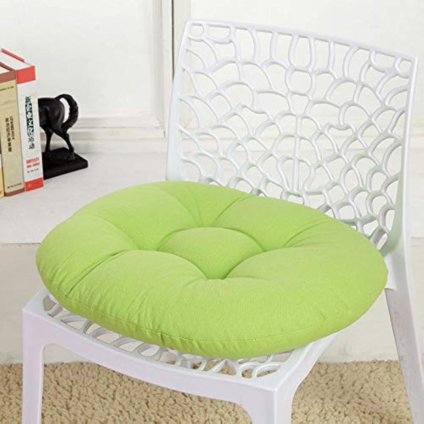 舌な瞑想する日常的にSMART キャンディカラーのクッションラウンドシートクッション波ウィンドウシートクッションクッション家の装飾パッドラウンド枕シート枕椅子座る枕 クッション 椅子