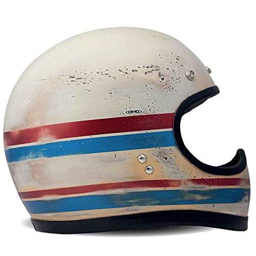 DMD - Helm aus Kohlenstoff-Kevlar-Faser 'Line', Größe: S