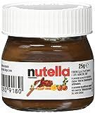 nutella Minis Vorratspack, 64er Pack (64 x 25 g Glas)