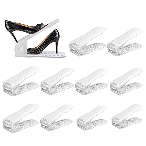YIHATA Organizador Zapatos Organizador de Zapatos Organizador Calzado Apilable...