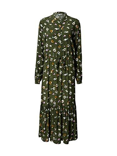 mbyM Damen Blusenkleid Ellinor dunkelblau XS (34)