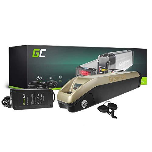GC® EBIKE Ersatzakku 36V 11.6Ah Akku Pedelec Down Tube mit Li-Ion Panasonic Zellen Italjet As Bikes Erädle Propella