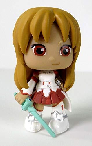 Funko Oficial SWORT Art Online Minifigura Asuna 6 cm Mystery MINIS 1/12 Mistery Anime Manga