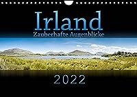 Irland - Zauberhafte Augenblicke (Wandkalender 2022 DIN A4 quer): Irland ist immer eine Reise wert. (Monatskalender, 14 Seiten )