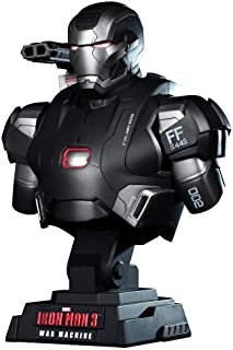 Hot Toys Bust Iron Man 3 1/4 scale bust War Machine
