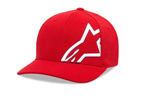 Alpinestars Corp Shift Mock Mesh Hat Gorra de béisbol, Rojo (Red/White 3020), Large (Talla del Fabricante: LXL) para Hombre