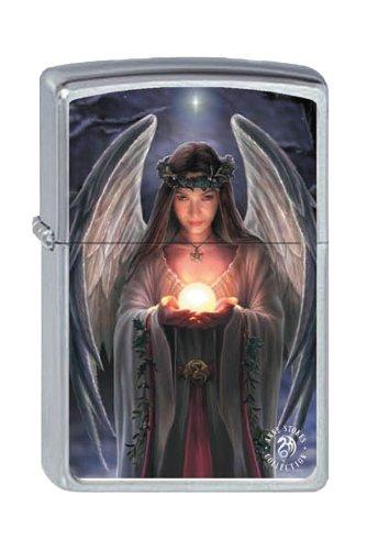 Zippo 2004141 Feuerzeug 205 Anne Stokes - Yule Angel