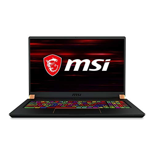 MSI GS75 Stealth 10SF-645UK Core i7-10875H 16GB 1TB SSD 17.3 Inch FHD 240Hz GeForce RTX 2070 8GB Windows 10 Gaming Laptop
