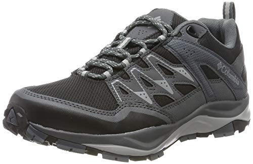 Columbia WAYFINDER Outdry, Zapatos Multideporte Mujer, Negro (Black, Steam 013), 38.5 EU