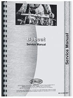 Service Manual - 310, 313, 371, New, Bobcat