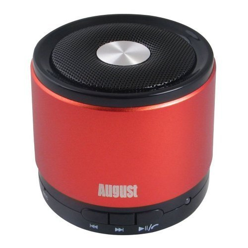 August MS425 Mini Altoparlante Bluetooth con Microfono...