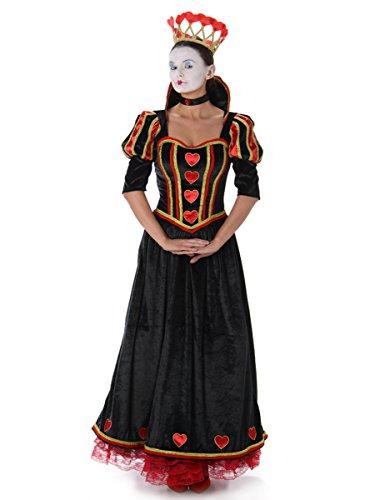 generique Costume regina di cuori donna XS