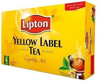 Lipton Yellow Label Black Tea Bags - 200 Bag